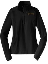 Sport-Tek Stretch ½ Zip Pullover