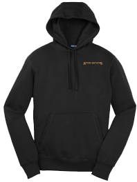 Mens Pullover Hooded Sweatshirt