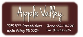 Apple Valley Location